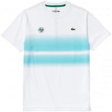 Tee-Shirt Lacoste Bleu
