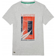 Tee-Shirt Lacoste Gris