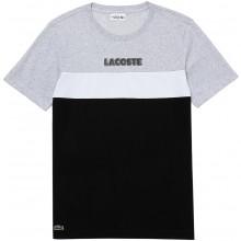 Tee-Shirt Lacoste Lifestyle Noir
