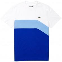 Tee-Shirt Lacoste Tennis Bleu