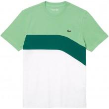 Tee-Shirt Lacoste Tennis Vert