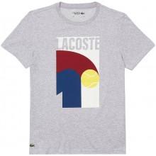 Tee-Shirt Lacoste Core Performance Gris