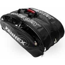 Sac de Tennis Kennex Triple Noir