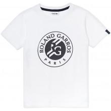 Tee-Shirt Lacoste Junior Blanc