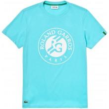 Tee-Shirt Lacoste Junior Bleu