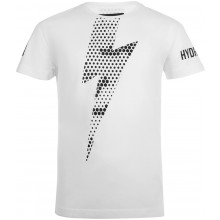 Tee-Shirt Hydrogen Junior Thunderbolt Blanc