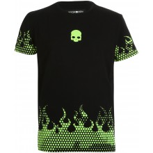Tee-Shirt Hydrogen Junior Hot Noir