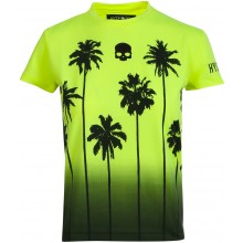 Tee-Shirt Hydrogen Junior Palms Tech Fluo