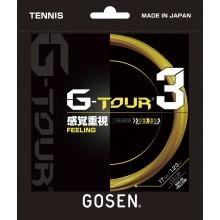 Cordage Gosen G Tour 3 (12 Mètres) Jaune