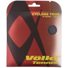 Cordage Volkl Cyclone Tour 1.25 (12 mètres) Anthracite