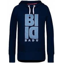 Sweat à Capuche Bidi Badu Femme Gaelle Jeans Lifestyle Paris Bleu