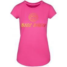 Tee-Shirt Bidi Badu Femme Coletta Basic Rose