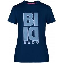 Tee-Shirt Bidi Badu Femme Carsta Jeans Lifestyle Paris  Bleu