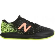 Chaussures New Balance femme 996 V4 Miami Toutes Surfaces Noires