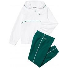 Survêtement Lacoste Tennis Vert