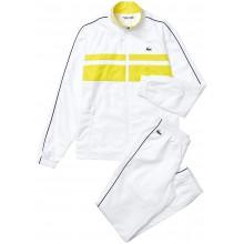 Survêtement Lacoste Tennis Blanc