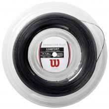 Bobine Wilson Sensation Comfort Plus Noir (200 Mètres)