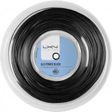 Bobine Luxilon Big Banger Alu Power Black (220 Mètres)