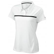 Polo Wilson Femme Club Blanc