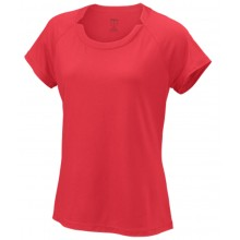 Tee-Shirt Wilson Femme Condition Rouge