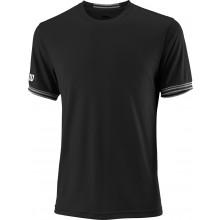 Tee-Shirt Wilson Team Solid Noir
