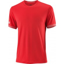 Tee-Shirt Wilson Team Solid Rouge