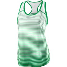 Tee-Shirt Wilson Femme Team Striped Vert