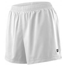 Short Wilson Femme Team 3.5 Blanc