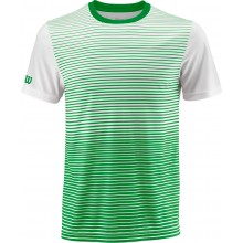 Tee-Shirt Wilson Team Striped Vert