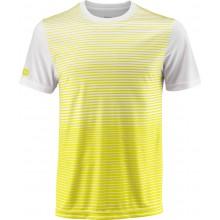 Tee-Shirt Wilson Team Striped Jaune