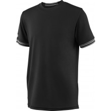 Tee-shirt Wilson Junior Team Solid Noir