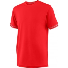 Tee-Shirt Wilson Junior Team Solid Rouge