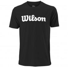 Tee-Shirt Wilson Uwii Script Noir