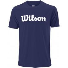 Tee-Shirt Wilson Uwii Script Marine