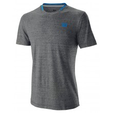Tee-shirt Wilson Flecked Crew Anthracite