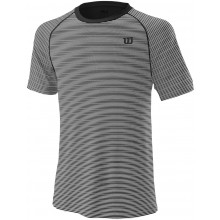 Tee-Shirt Wilson Training Crew Noir