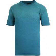 Tee-Shirt Wilson Seamless Crew Bleu