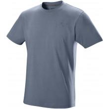 Tee-Shirt Wilson Brand Flint Gris