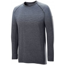 Tee-Shirt Wilson Manches Longues Seamless Crew Gris