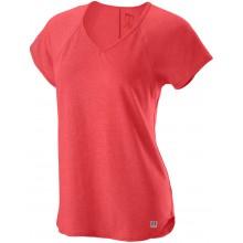 Tee-Shirt Wilson Femme Training Rose