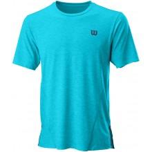 Tee-Shirt Wilson Kaos Crew Bleu