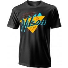 Tee-Shirt Wilson Nostalgia Tech Noir