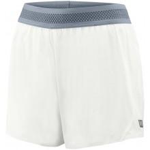 Short Wilson Femme Kaos Twin 3.5'' Blanc