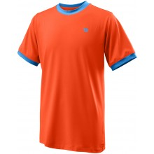 Tee-Shirt Wilson Junior Compétition Crew Orange