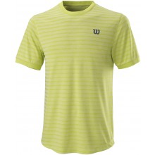 Tee-Shirt Wilson Power Stripe Crew Vert