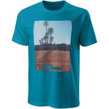 Tee-Shirt Wilson Scenic Tech Bleu