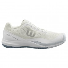Chaussures Wilson Rush Pro 3.0 Toutes Surfaces Blanches