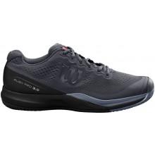 Chaussures Wilson Rush Pro 3.0 Toutes Surfaces Noires