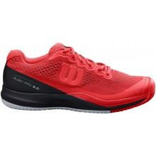 Chaussures Wilson Rush Pro 3.0 Toutes Surfaces Rouges