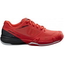 Chaussures Wilson Rush Pro 2.5 Toutes Surfaces Rouges